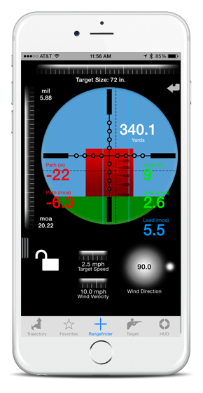 Ballistic App | #1 Ballistic Calculator for iPhone, iPad