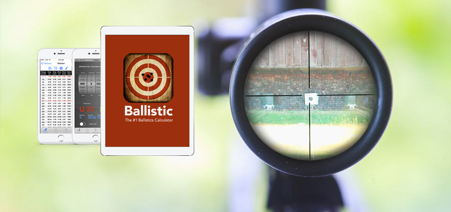Ballistic Blog | Ballistic App - Part 2